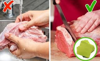 Ποιες τροφές πρέπει να πλένετε ΠΑΝΤΑ και ποιες ΠΟΤΕ