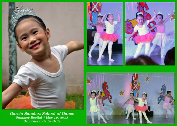 ballet dad - Bacolod dance school - Bacolod ballet school for girls - Father's Day