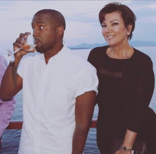 Kanye West is sick of Kris Jenner interfering in his and Kim Kardashian marriage