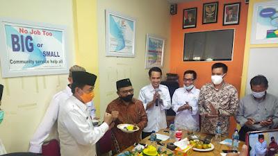 Community Centre Tangerang Utara Hadir Untuk Jadi Fasilitator Rakyat, Pengembang dan Pemda