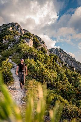 Schillerkopf und Mondspitze | Panoramawanderung am Bürserberg | Wandern Brandnertal | Wanderung Vorarlberg 14