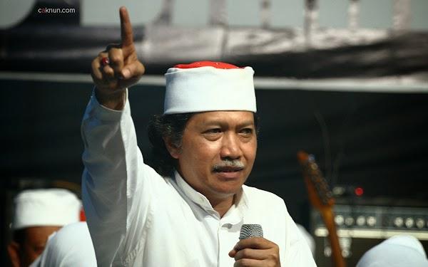 Budayawan Emha Ainun Nadjib Gaungkan 10 Revolusi Jokowi, Apa Isinya?