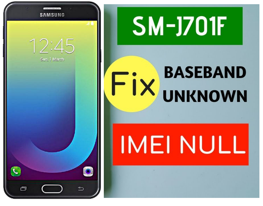 Samsung j701f Touch Fix File and U6 Combination Free  - Thegsmsolution