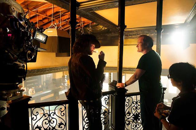 صور حصرية جديدة لفيلم Once Upon a Time in Hollywood للمخرج كوينتن تارنتينو كوينتن تارنتينو