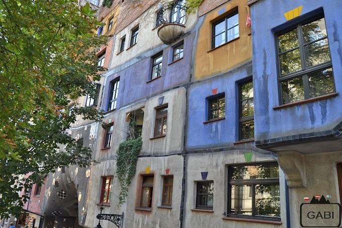 Wiedeń Hundertwassera
