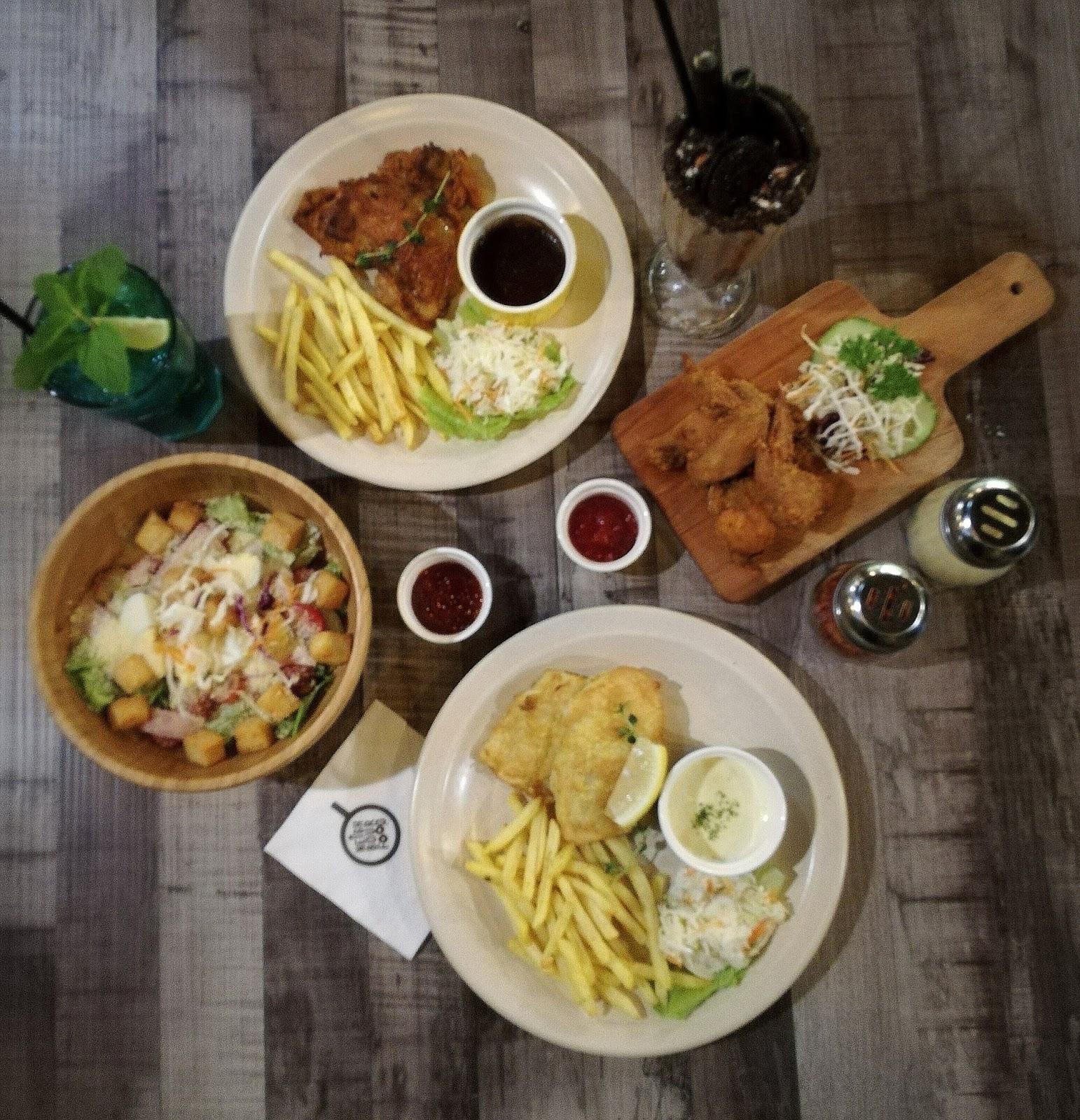 Neighbourfood Cafe Sedap Murah Satu Set Bermula Rm 9 90