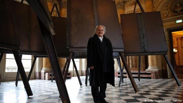 Η πλούσια arte povera του Γιάννη Κουνέλλη - Υμνούν το έργο του οι Γερμανοί