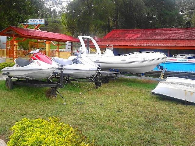 Rajiv Gandhi Water Sports Complex, Best Places to visit in Andaman & Nicobar