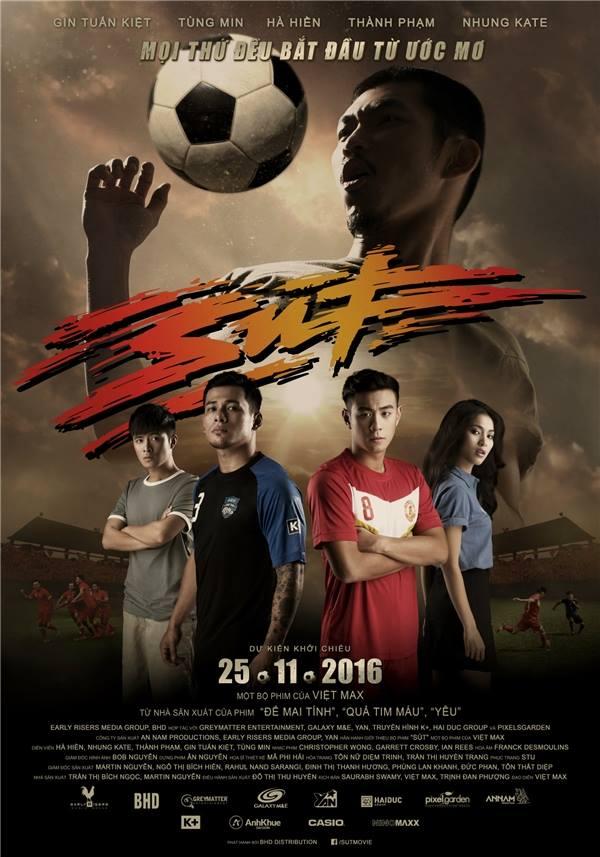 Đánh giá phim Sút (2016) - Phim bóng đã xem mà thấy chán