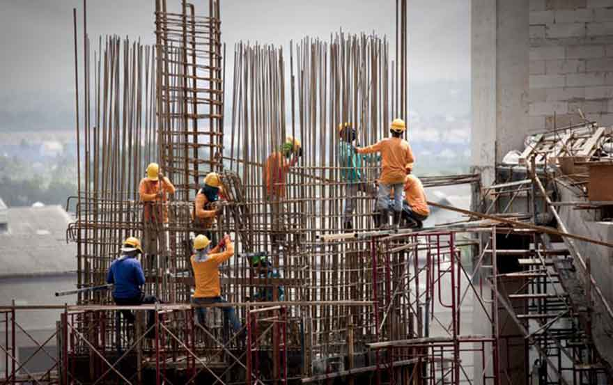 Macedonia's Jan building permits fall
