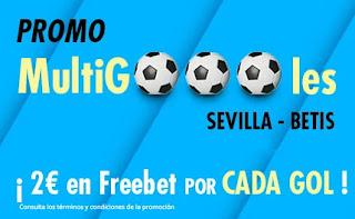 Suertia promo Sevilla vs Betis 14-3-2021