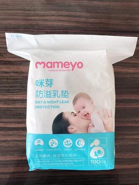 Dịch vụ cho mẹ và bé: miếng lót thấm sữa Mameyo Mieng-lot-tham-sua-mameyo
