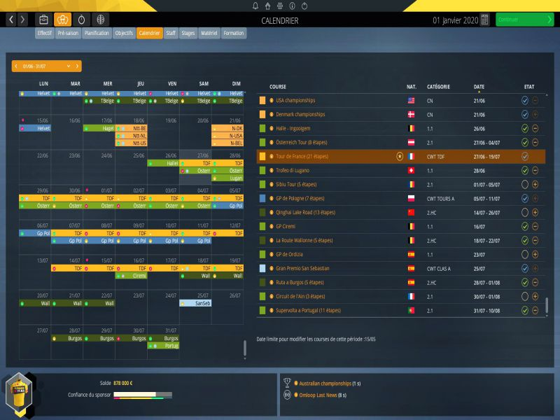 Pro Cycling Manager 2020 PC Game Free Download