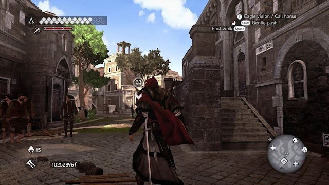 Assassin's Creed Brotherhood PC Remastered Ultra Graphics 4K Texture DOWNLOAD 2020