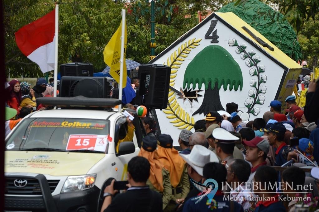 Dana Bantuan Parpol di Kebumen Naik Hampir Dua Kali Lipat jadi Rp 3.000 per Suara