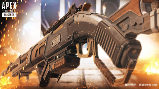 30-30 Repeater New Weapon in Apex Legends