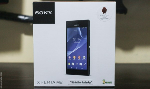 Sony Xperia M2 Unboxing and Review