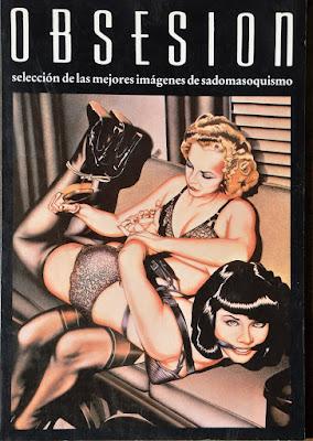 obsesion bdsm fetichismo sadomasoquismo 1986
