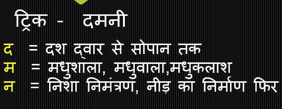 Gk Trick Hindi : हरिवंश राय बच्चन की प्रमुख रचना