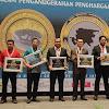STIE-SAK Raih Penghargaan Indonesia Platinum Award dari YBIDC