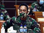 Belum Ada Panglima TNI Menjabat Hanya 1 Tahun, Kans Andika Perkasa Tertutup?