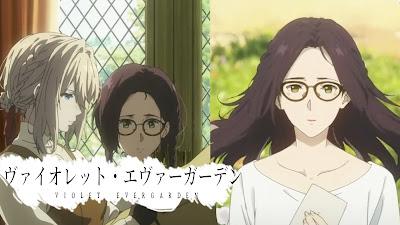 Violet Evergarden Gaiden: Eien to Jidou Shuki Ningyou
