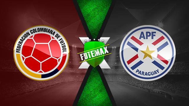Assistir Colômbia x Paraguai ao vivo dia 23-06-2019 às 16h00 - Copa América - transmissão da SPORTV3  (FUTEMAX)