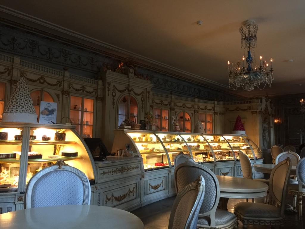 Moskovanın tür restoranları: en iyi
