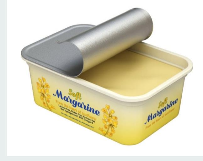 Margarine | Margarine Vs Butter