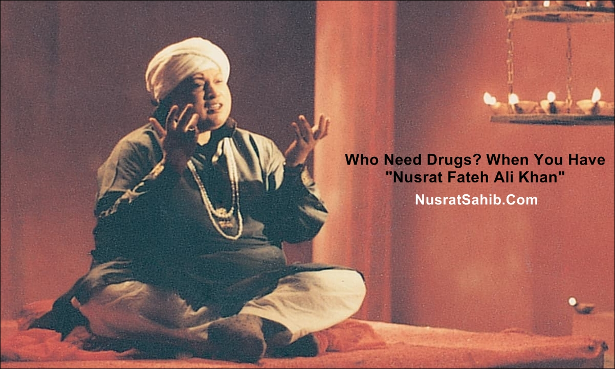 20 Years after his death, Nusrat Fateh Ali Khan Continues to rule hearts [NusratSahib.Com]