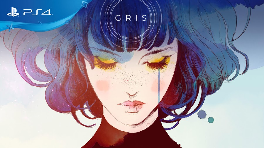 gris ps4 indie platform-adventure game nomada studio devolver digital