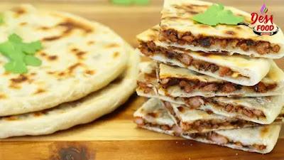 Chicken Keema Fire Paratha Recipe In Urdu