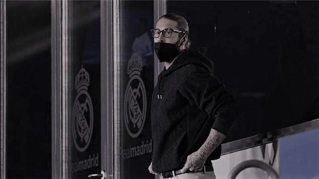 "ريال مدريد يُعلن إصابة قائده ""سيرجيو راموس"" بفيروس كورونا"