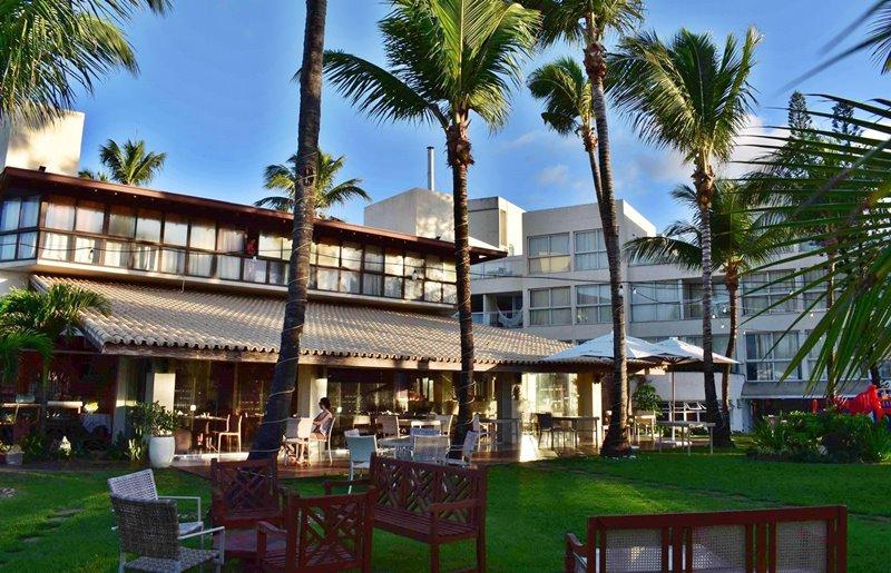 Mar Brasil Hotel, Itapuã