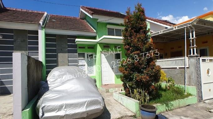 Dijual, Rumah Murah 295 Juta di De Taman Harjo Singosari, Malang