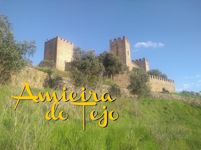 Amieira do Tejo, um castelo e uma lenda