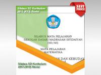 Download Silabus SD Kurikulum 2013 (K13) Revisi Terbaru Semua Kelas