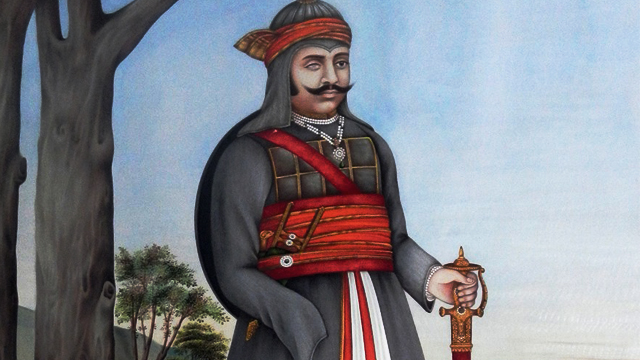 glorious story of maharana sanga