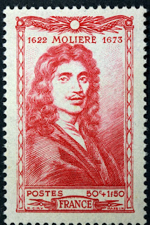 France Celebrities Molière Poquelin