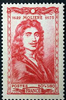 France Celebrities Molière Poquelin