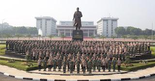 Sinergitas TNI-Polri