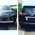 Tonto Dikeh Gets A LEXUS LX 570 From Husband