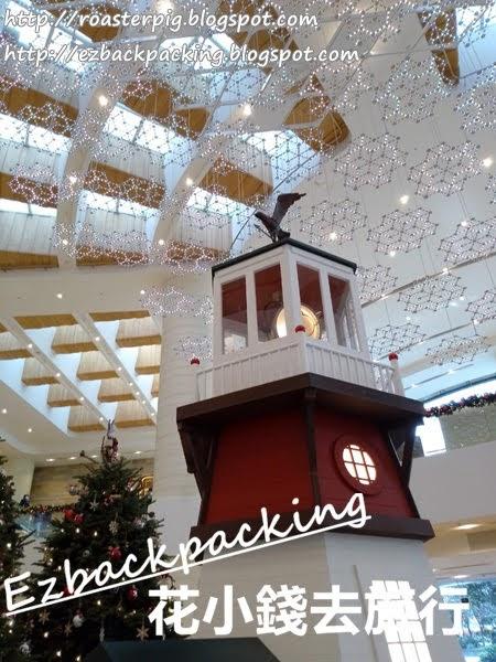 太古廣場聖誕燈飾L中環聖誕活動