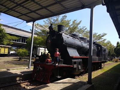 Jalan-jalan Ke Museum Kereta Api Ambarawa di Era Adaptasi Kebiasaan Baru