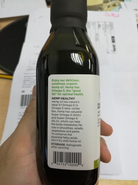 Hemp oil malaysia