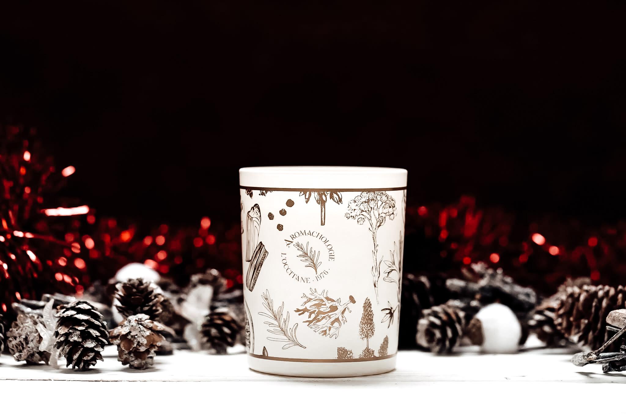 L'Occitane Bougie Parfumée Noël 13 Desserts