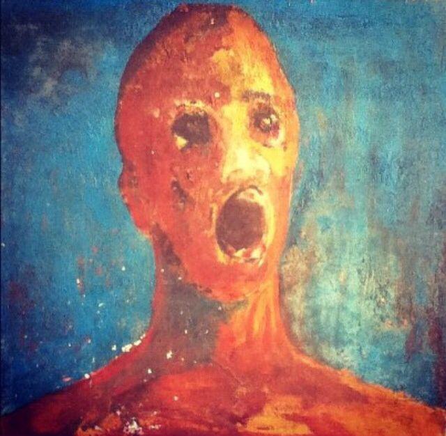 ARTE MALEDETTA - Sean Robinson il fantasma nel quadro