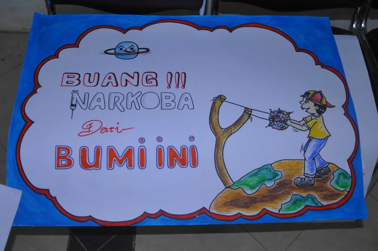 ASERA PRODUCTION LOMBA KARIKATUR ANTI NARKOBA 2011