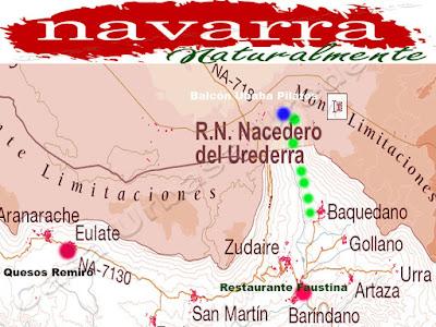 """El Nacedero del Urederra  ha creado unos sorteos de productos típicos de Navarra, para los visitantes   A partir de mes de Abril, todas las entradas que vengan a conocer  la """"Ruta de las Cascadas de Baquedano"""", entrarán en estos sorteos.   Este sorteo de productos típicos de Navarra, es un atractivo más que ofrece el destino de la """"Comarca Urbasa Estella""""."""