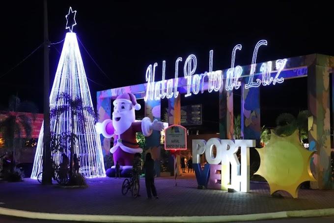 SEM ENFEITE: Prefeitura de Porto Velho não vai realizar decoração natalina este ano